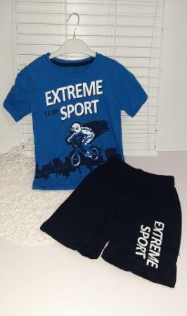 Костюм двойка Extreme sport Синий