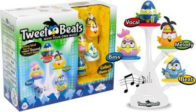 Музыкальная Станция Play figures TWEET BEATS BASE