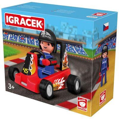 Гоночный карт Toys IGRACEK