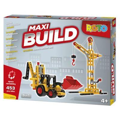Строительный набор ROTO Maxi BUILD