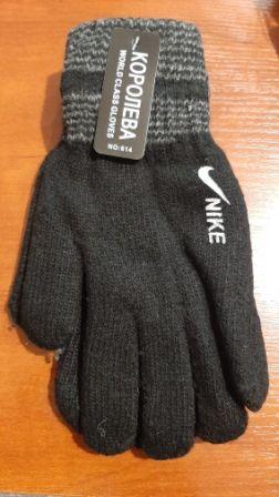 Перчатки Тонкая полоса спорт Микс