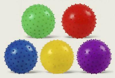 Мяч с шипами 22см