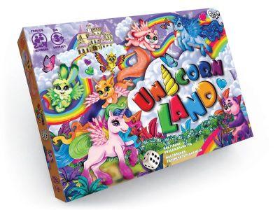Настольная игра Unicorn Land