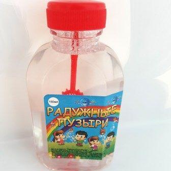 Радужные пузыри 170мл