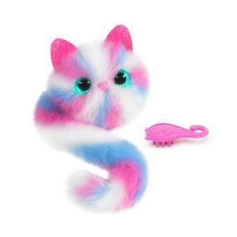 Игровой набор с интерактивной кошкой POMSIES S4 ПЕППЕР