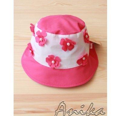 Панама Цветочки Anika Микс