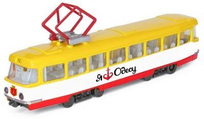 Модель Городской трамвай ОДЕССА