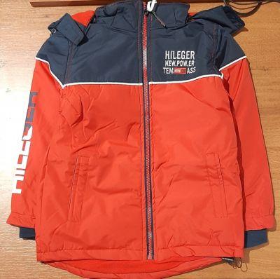 """Куртка для мальчика демисезонная """"Grace.Hileger"""" красно-синяя Красный"""