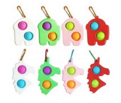 Simple dimple игрушка антистресс 2 вида