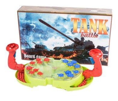 Настольная  игра Танковый бой Орион