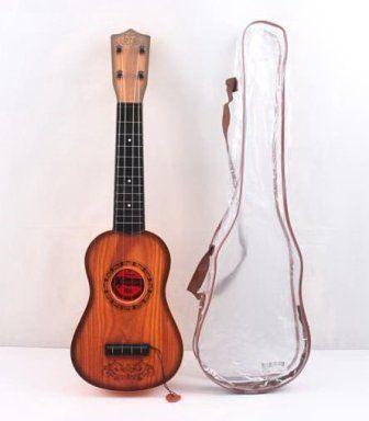 Гитара с ремешком