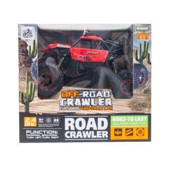 Автомобиль OFF-ROAD CRAWLER