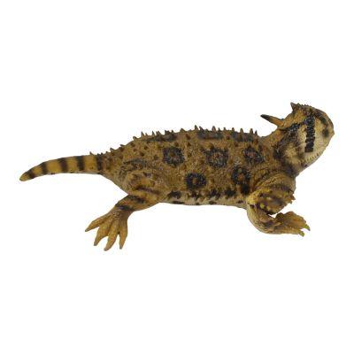 Ящерица рогатый 30 cm