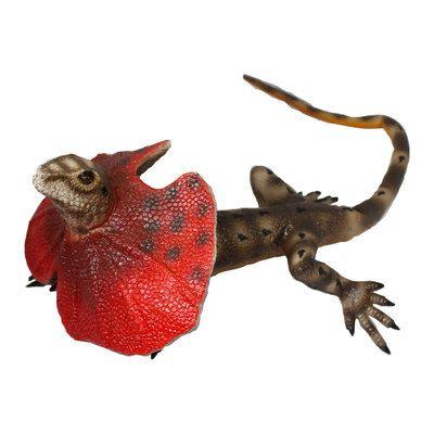 Ящерица Плащеносная 55 cm