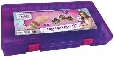 Набор для плетения браслетов Violetta