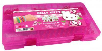 Набор для плетения браслетов Hello Kitty