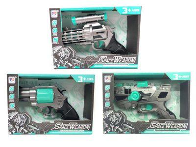 Пистолет на батарейках