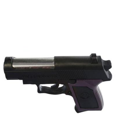 Пистолет на пульках 12см