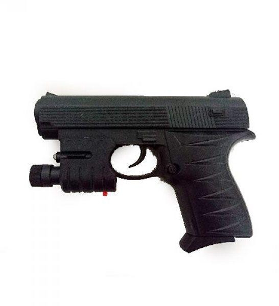 Пистолет на пульках 15см