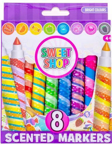 Набор ароматных маркеров Sweet Shop