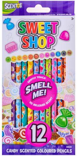 Набор ароматных карандашей Sweet Shop