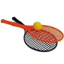Теннис большой  в сетке