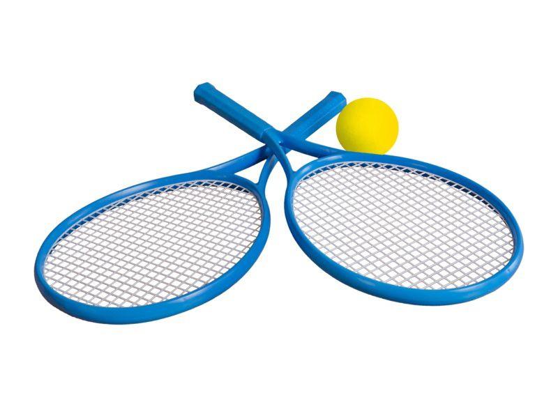 Теннис новый большой