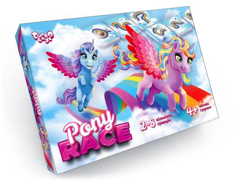 Настольная игра Pony Race
