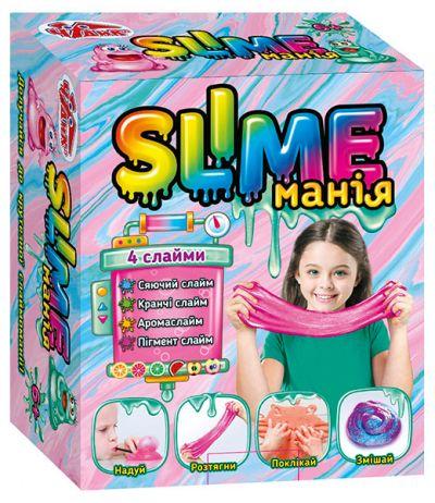 Научные развлечения Slime