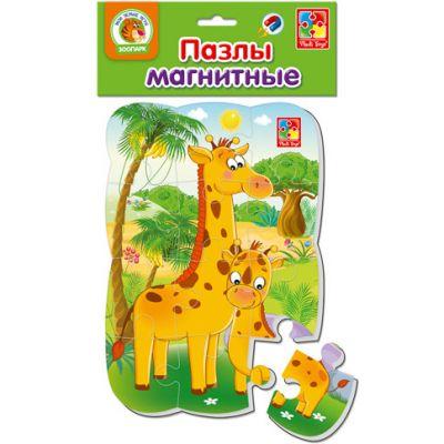 Пазлы Жирафики