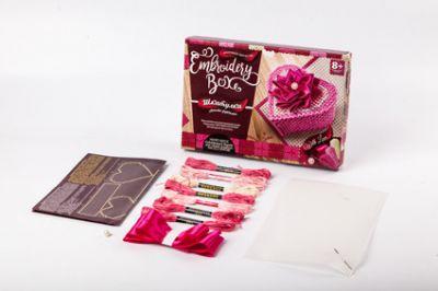 Шкатулка Embroidery Box