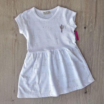Платье Кактус Белый