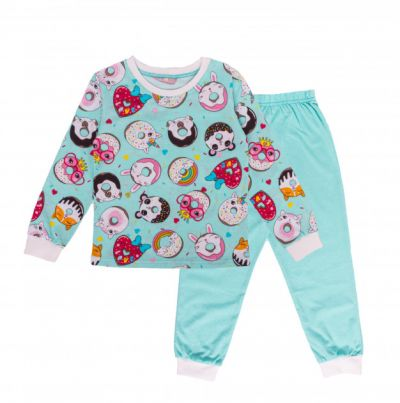 Пижама Корона Мята