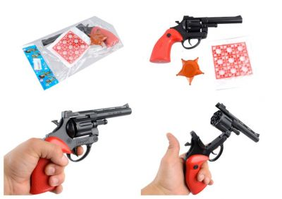Револьвер с акссесуарами