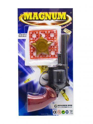 Револьвер Магнум с акссесуарами