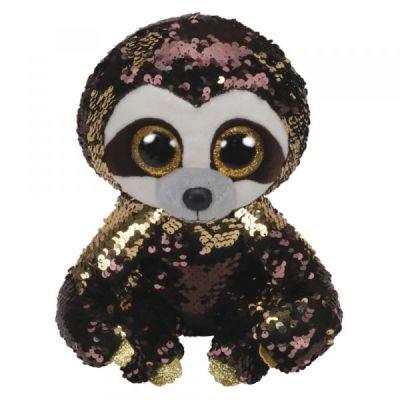TY игрушка мягконабивная Ленивец DANGLER 25см