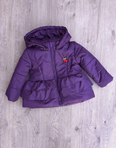 Куртка Ягодка Фиолетовый
