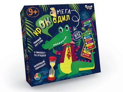 Настольная игра викторина Мега крокодил