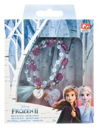 Набор браслетов 2 шт girl Disney Frozen