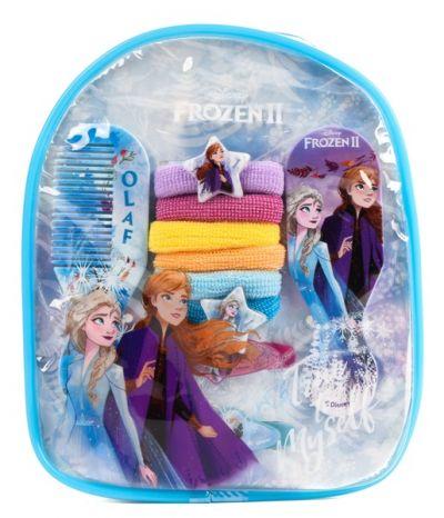 Рюкзак с аксессуарами для волос girl Disney Frozen