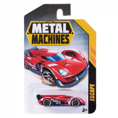Машинка METAL MACHINES CARS