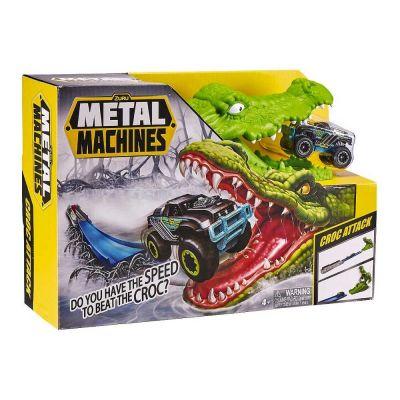 Игровой набор METAL MACHINES Crocodile