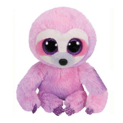 Игрушка TY Beanie Boos Розовый ленивец Dreamy 15см
