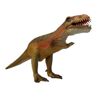 Динозавр Тираннозавр Рекс, с полосами, 32 cm