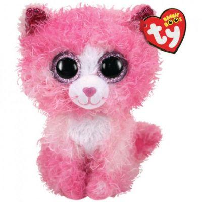 Игрушка TY Beanie Boos  Розовый котенок