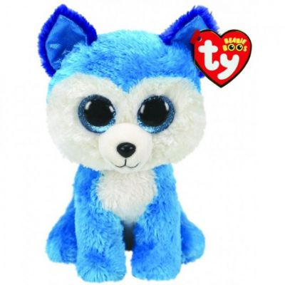 Игрушка TY Beanie Boos 36310 Голубой хаски PRINCE 15см