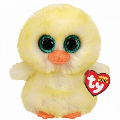 Игрушка TY Beanie Boos 36316 Цыпленок LEMON DROP