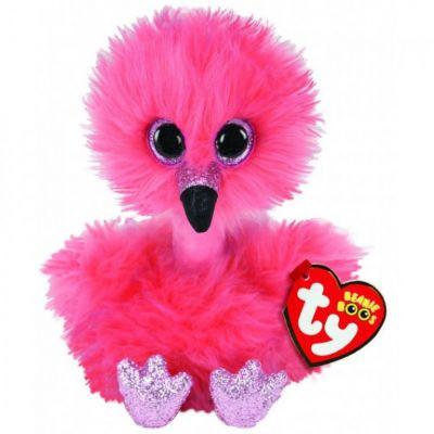 Игрушка TY Beanie Boos 36381 Фламинго FLAMINGO 15см