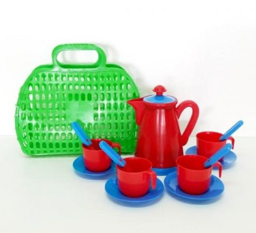 Сумочка с посудкой