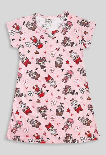 Платье Лол Розовый